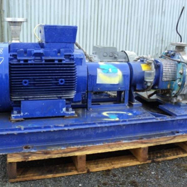 Pump Centrifugal Stainless Steel Europe
