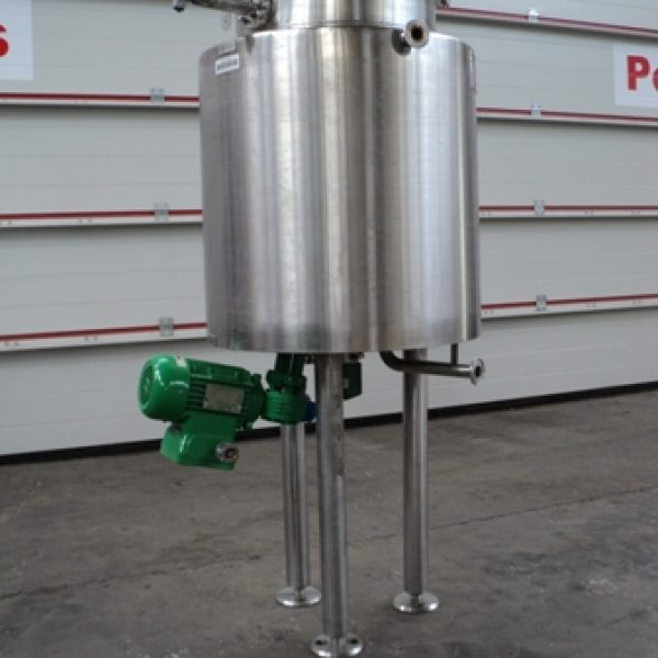 Stainless Steel Reactors Europe 0 - 5,000 Litres