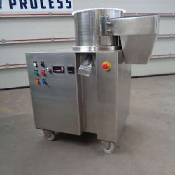 Caleva Model 380A Stainless Steel Spheronizer