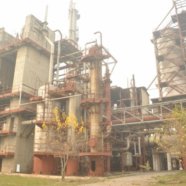 Industrial Organic Chemical Plants
